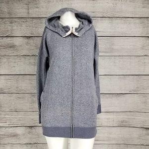 Volcom Zip up Hoodie Hooded Sweatshirt S